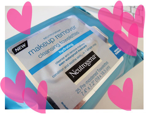neutrogena makeup remover cleansing towelettes hydrating review