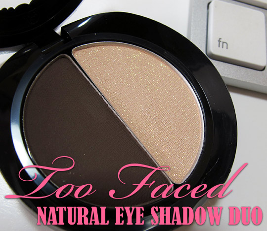 too faced natural eye duo review