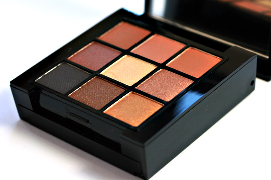 NYX Bronze Look Kit Review Photos Swatches