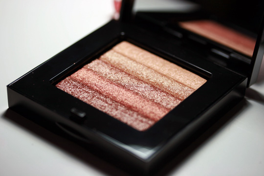 bobbi brown beach shimmer brick review