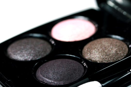 chanel enigma quad review photos swatches fall 2010