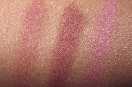 chanel les contrastes de chanel joues contraste blush swatches nc35