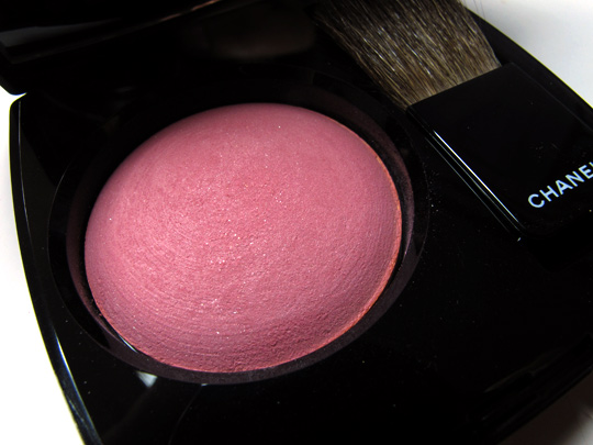 chanel pink explosion joues contraste blush reviews photos swatches