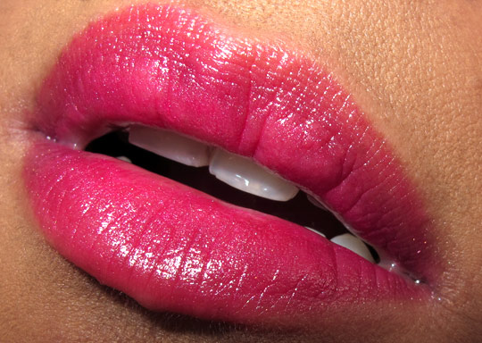 dolce gabbana shocking lipstick review photos swatches