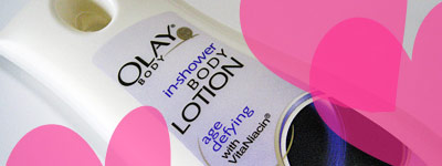 Olay In-Shower Body Lotion