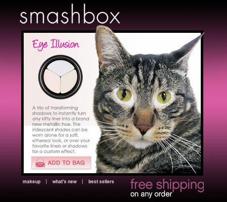 Tabs for Smashbox Eye Illusion