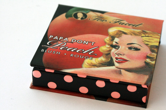 Too Faced Papa Dont Peach