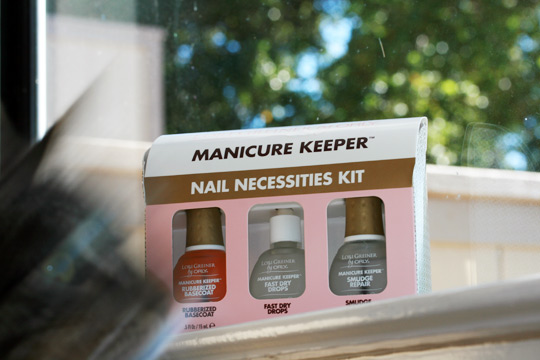 Cover Your Bases And Your Nails With The Lori Greiner