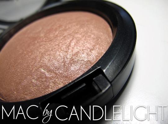 mac by candlelight review