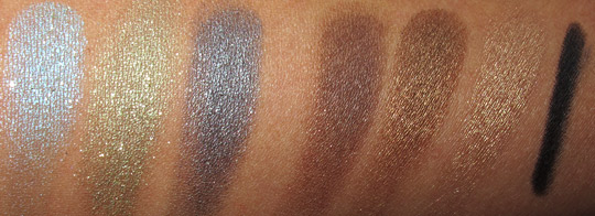 urban decay vegan palette review swatches