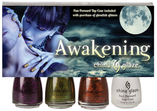 china glaze awakening swatches reviews photos