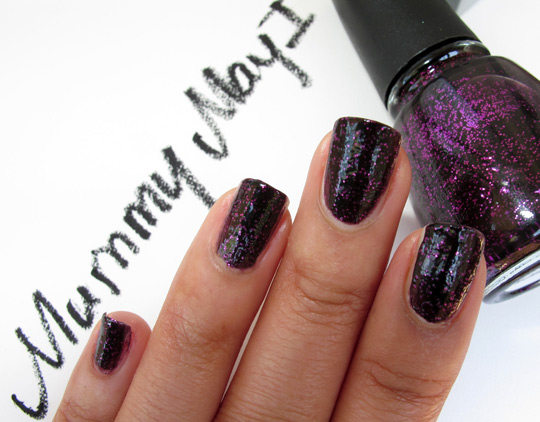 china glaze awakening mummy may i