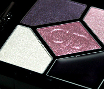 Dior Pink Design 5-Colour Eye Palette