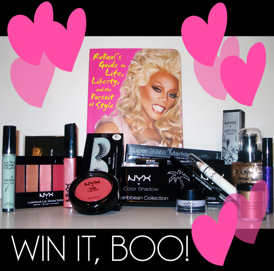 Two Ways To Win 102 In Nyx Cosmetics A 200 American