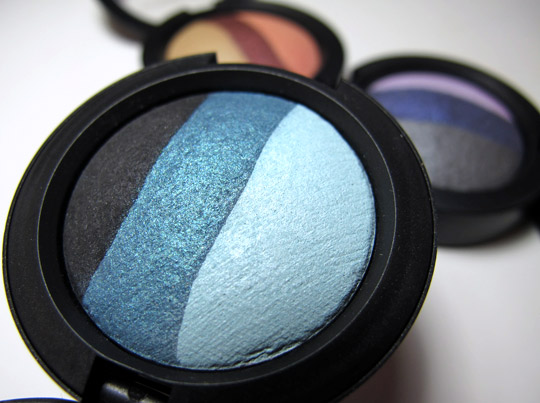 mac in the groove mineralize eyeshadow review swatches photos