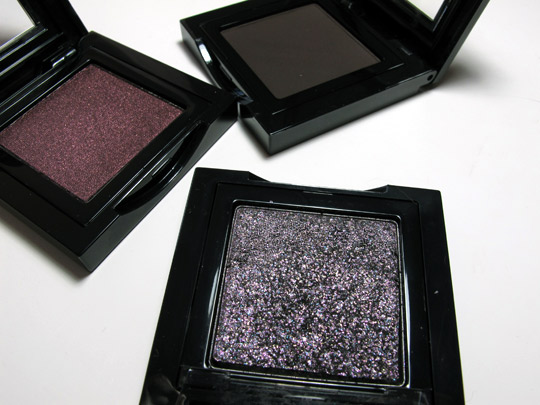 Bobbi Brown Black Velvet swatches review