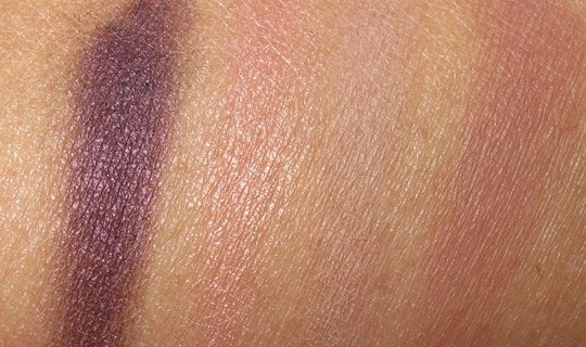 Dolce & Gabbana Sicilian Lace Fall 2010 swatches review nude quad swatches