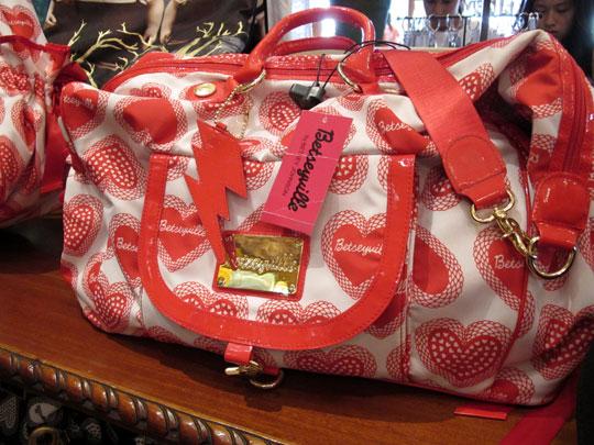 beauty of disney betsey johnson bag big