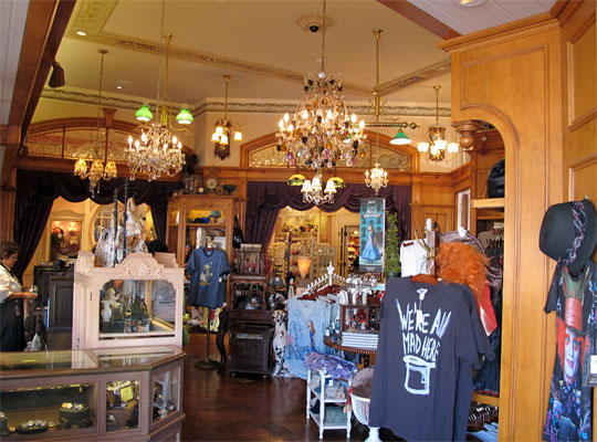 The Beauty Of Disneyland S Fortuosity Shop Makeup And Beauty Blog