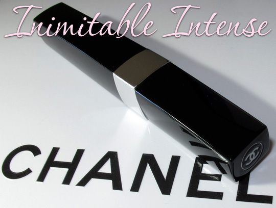 chanel inimitable intense mascara review