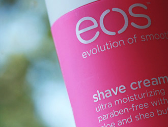 EOS Evolution of Smooth Shave Cream