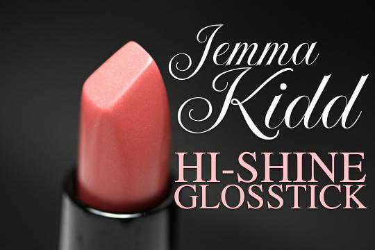 jemma kidd hi-shine glosstick review