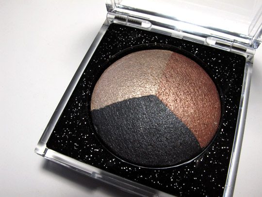 lorac close up eye tutorial movie star baked eyeshadow trio