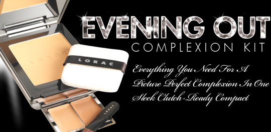 lorac evening out