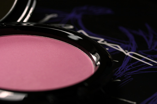 mac venomous villains review swatches photos maleficent beauty powder briar rose open