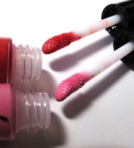 MAC Viva Glam Cyndi and Gaga Lipglasses