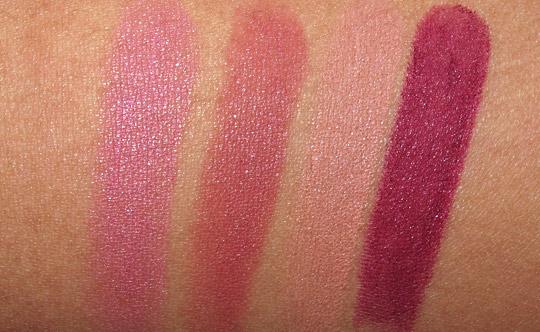 nars pure matte lipstick swatches review bangkok tashkent tonkin volga