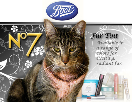 Tabs for Boots No. 7 Fur Tint