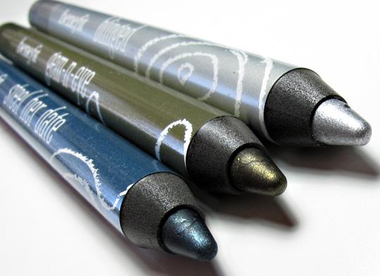 benefit femme metale review swatches photos pencils