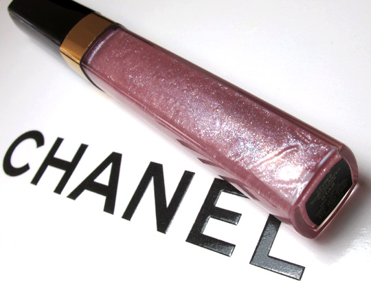 chanel soho star glossimer review swatches