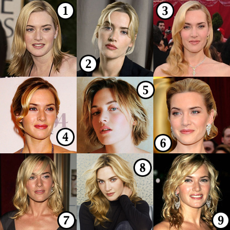 Kate Winslet: Her Best Hair?