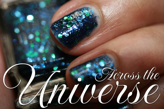 lippmann across the universe swatches review closeup