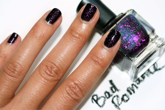 lippmann bad romance swatches review