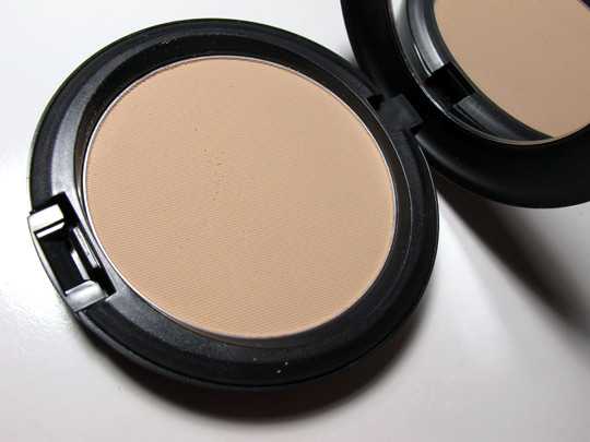 mac blot powder pressed blog