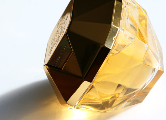 paco rabanne lady million side 1