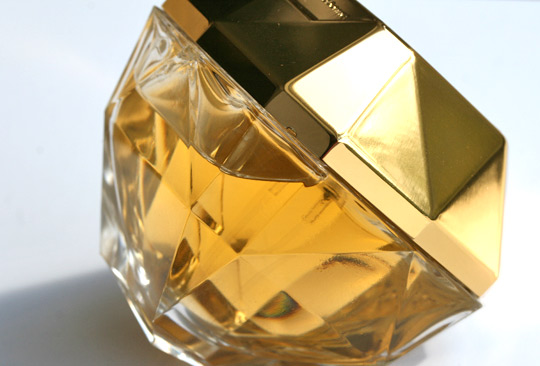 paco rabanne lady million side 2