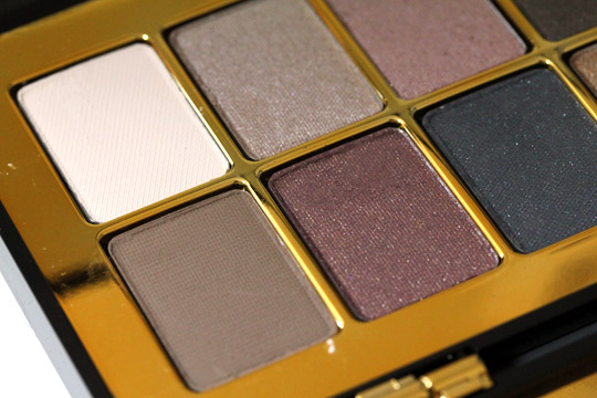 bobbi brown holiday 2010 modern classic lip eye palette eyeshadows right