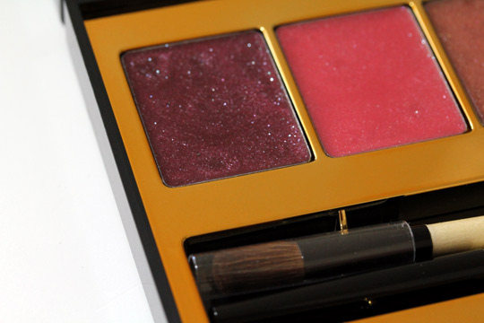bobbi brown holiday 2010 modern classic lip eye palette glosses two right