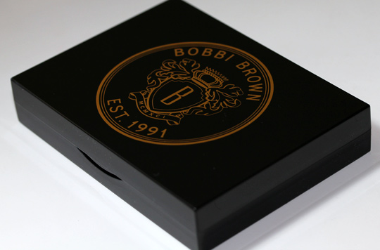 bobbi brown holiday 2010 modern classic lip eye palette packaging