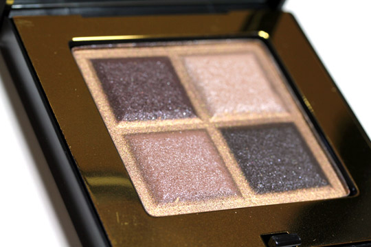bobbi brown holiday 2010 sparkle glamour quad