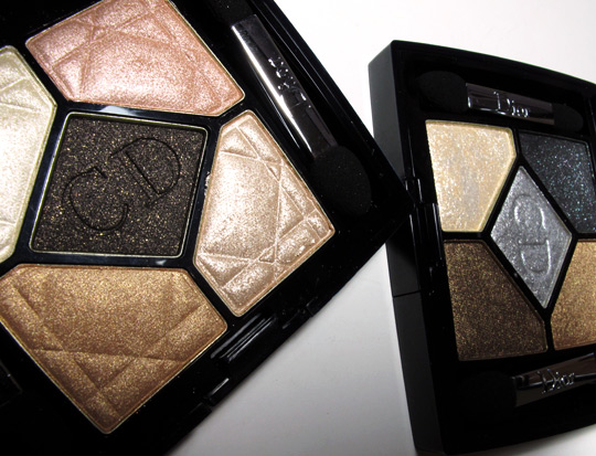 dior holiday 2010 makeup swatches review 529 001