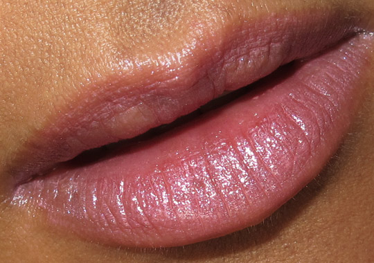 dolce gabbana ethereal collection lip swatches rosebud