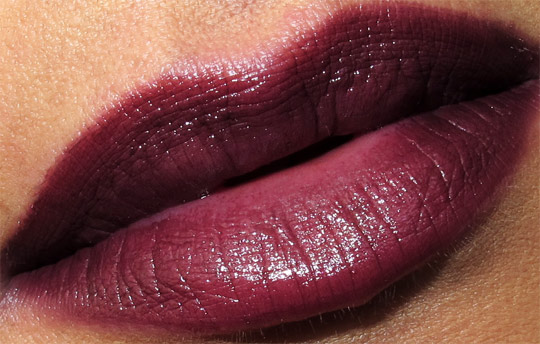 dolce gabbana evocative collection fall 2010 swatches review photos lust lip swatch