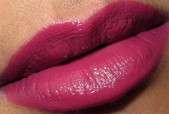dolce gabbana evocative collection fall 2010 swatches review photos orchid-lip-swatch