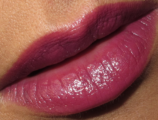 guerlain les ors holiday 2010 rouge g le brilliant b64 bee lip swatch