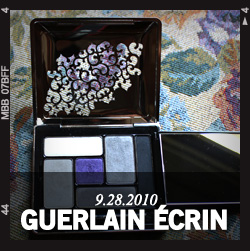 The Guerlain Écrin 6 Couleurs Eye Shadow Palettes